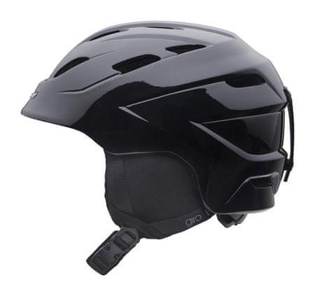 Giro Decade Black - S (52-55,5 cm)