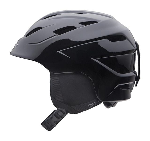 Giro Decade Black - M (55,5-59 cm)