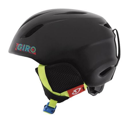 Giro Launch Black Skiball - S (52-55,5 cm)