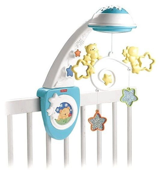 Fisher-Price Kolotoč s hvězdami