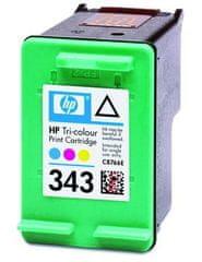 HP kartuša C8766EE barvna 7 ml #343