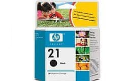 HP náplň č.21, černá (C9351AE)