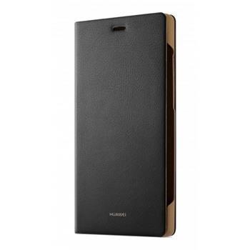 Huawei Flipové pouzdro, Huawei P8 Lite, černé