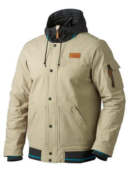 Oakley Sisters Insulated Jacket New Khaki S