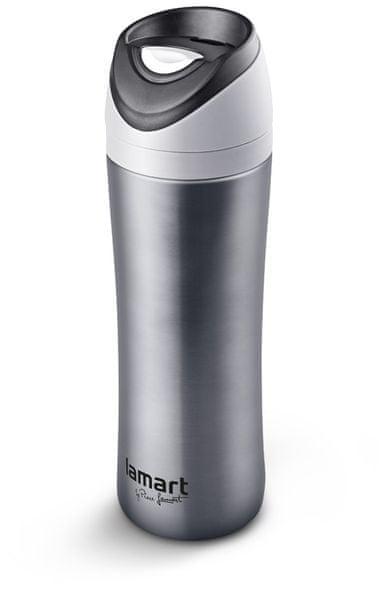 Lamart Termoska 0,45 nerez Esprit LT4015 černá