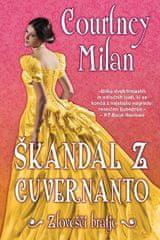 Courtney Milan: Škandal z guvernanto