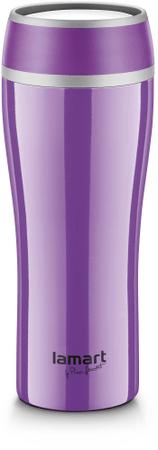 Lamart termovka Flac, 0.4 l, vijolična