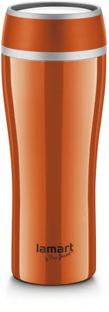 Lamart termovka Flac, 0.4 l, oranžna