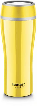 Lamart termovka Flac, 0.4 l, rumena