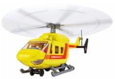 DICKIE Vrtuľník Air Rescue 26 cm - Ambulancia