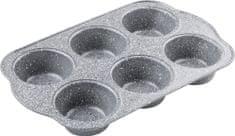 Lamart Forma na 6 muffin 28,5x17,5cm Stone LT3041