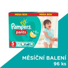 Pampers ActivePants 5 Junior Mega Box 96 ks