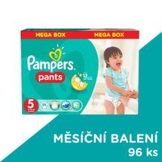 Pampers Plenkové kalhotky ActivePants 5 Junior Mega Box 96 ks