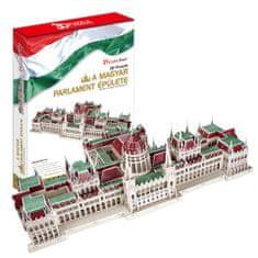 CubicFun Parlament 3D Puzzle, 237 db