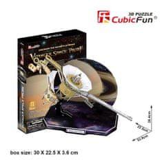 CubicFun Voyager űrszonda 3D Puzzle, 71 db