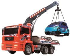 Dickie Odtahová služba 31 cm a auto