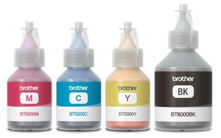 BROTHER zestaw tuszów do drukarek Brother DCP-T300, DCP-T500W, DCP-T700W
