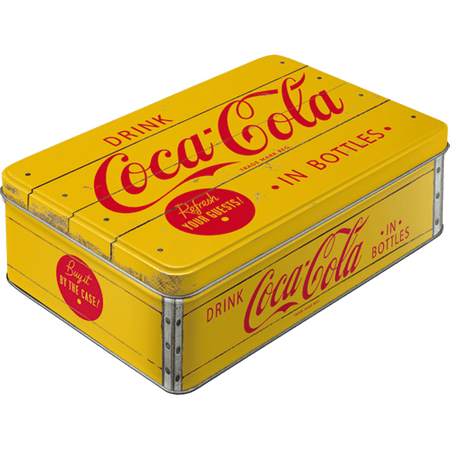 Postershop retro okrasna posoda Coca-Cola