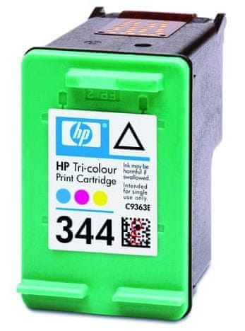 HP náplň č. 344, barevná (C9363EE)