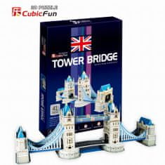 CubicFun Tower Bridge 3D Puzzle, 41 db