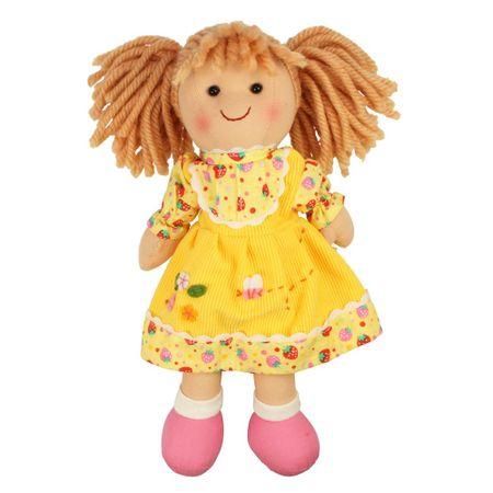 Bigjigs Toys Látková panenka Daisy 25 cm