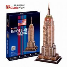CubicFun Empire State Building 3D Puzzle, 39 db