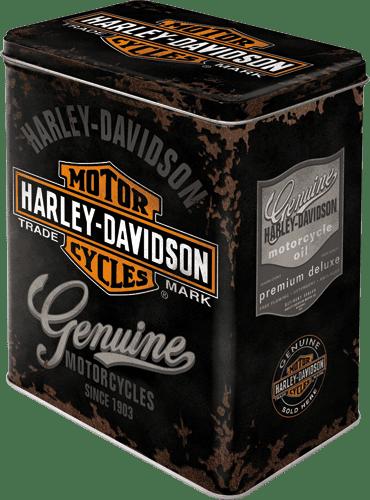 Postershop Puszka Harley-Davidson