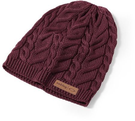 Oakley kapa Forest Queen Beanie, bordo