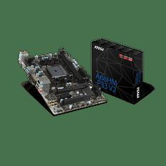 MSI osnovna plošča A68HM-P33 V2 FM2+ mATX
