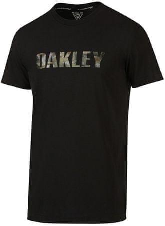 Oakley MC Tee Férfi póló, Fekete, XXL