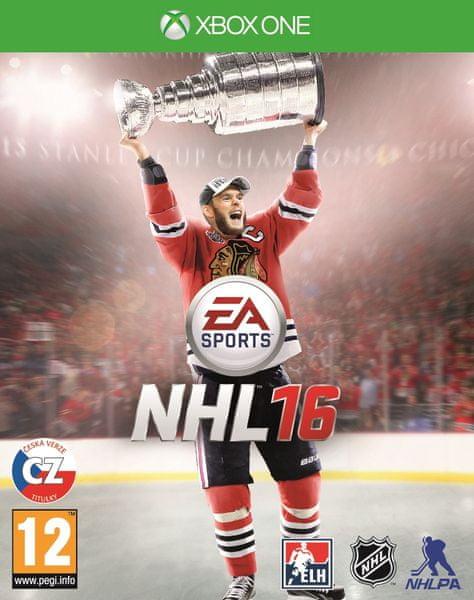 EA Sports NHL 16 / XBOX One