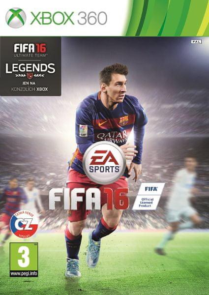 EA Sports Fifa 16 / Xbox 360