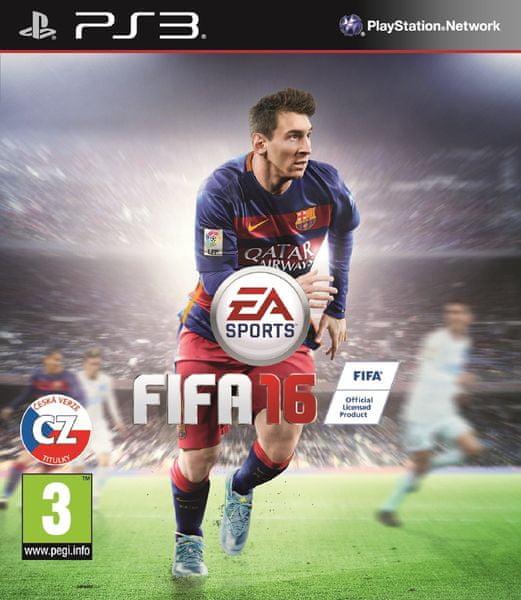 EA Sports Fifa 16 / PS3
