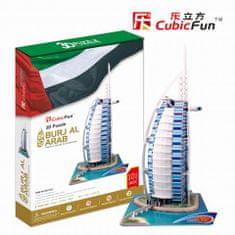 CubicFun Burjal-Arab 3D Puzzle, 101 db