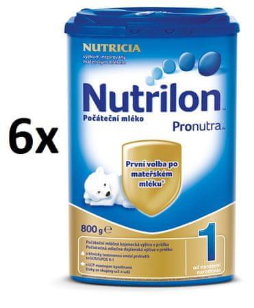 Nutrilon 1 Pronutra - 6 x 800g