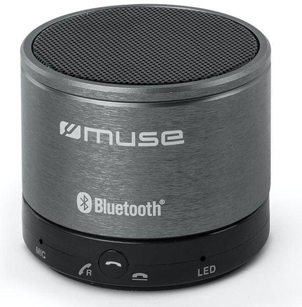 Muse M-300 BT šedá - II. jakost