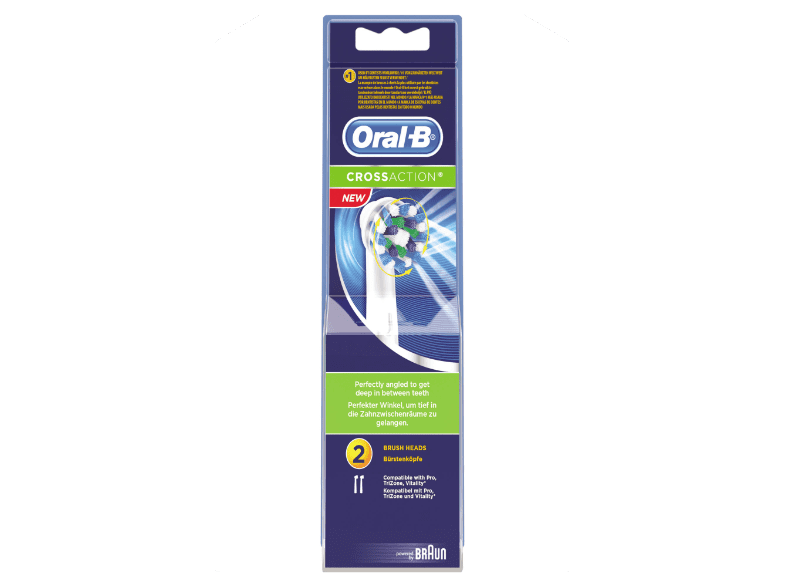 Oral-B EB 50-2 Cross Action náhradní hlavice