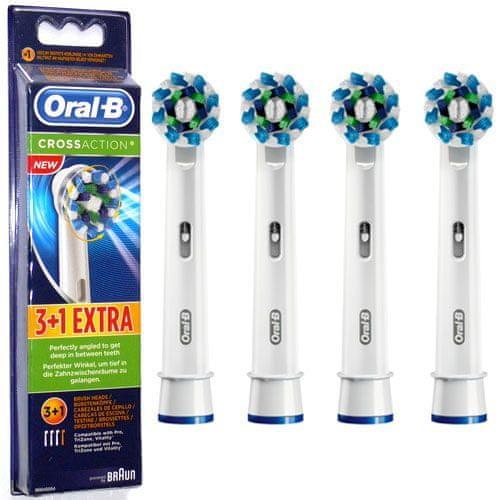 Oral-B EB 50-4 Cross Action náhradní hlavice