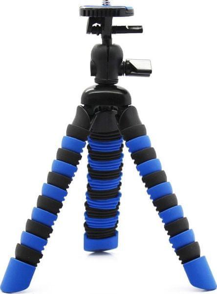 Madman Stativ chobotnice malý modrý