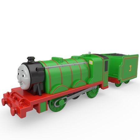 Mattel Henry motorizált kisvonat