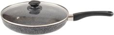 Top Alulit Pánev na omelety Granit, černá