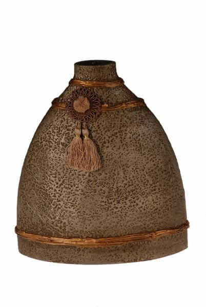 EverGreen Váza keramická Oran 34 cm