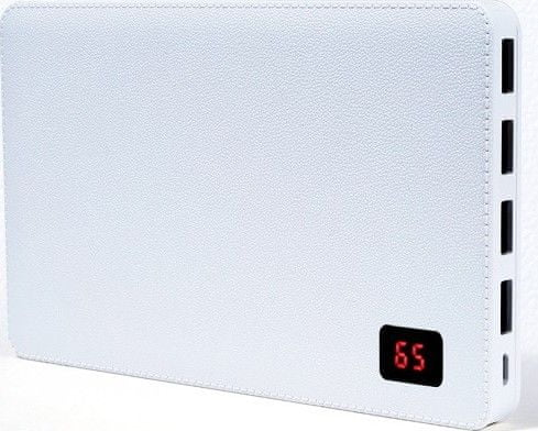 REMAX PowerBank 30.000 mAh White, 4 výstupy (AA-1094)