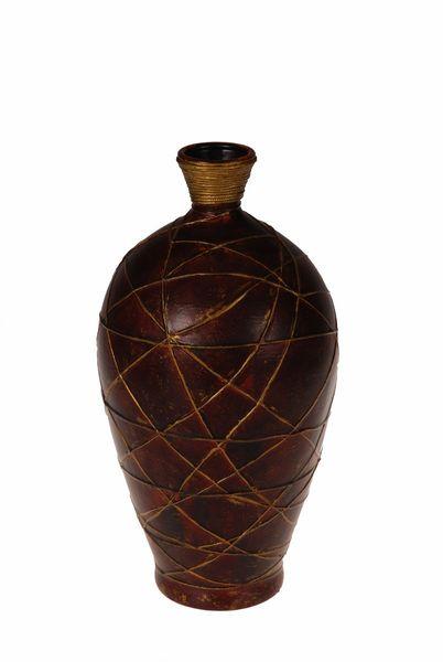 EverGreen Váza keramická Togo 38 cm
