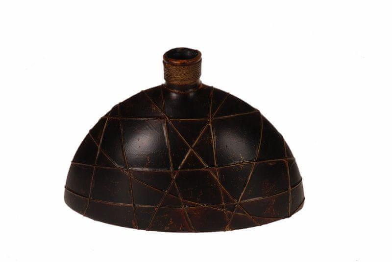 EverGreen Váza keramická Togo 20 cm