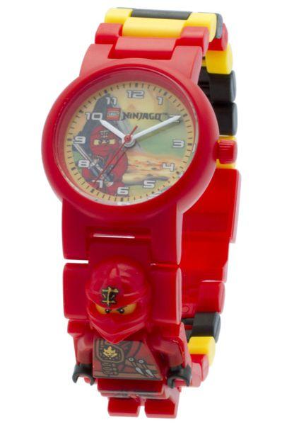 LEGO® Dětské hodinky Jungle Ninja Kai
