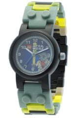 LEGO® Detské hodinky Yoda