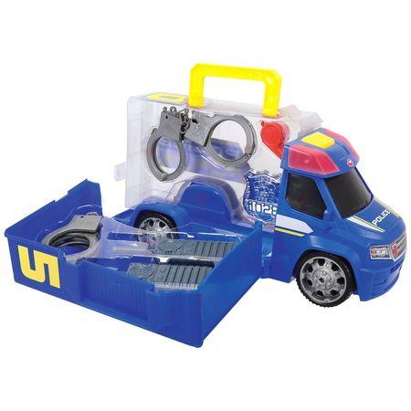 Dickie Policejní auto s příslušenstvím 33 cm