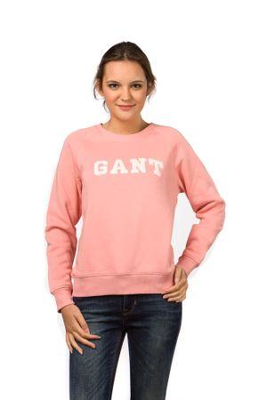 f309a5d6daa Gant dámská mikina s logem značky XL růžová - Alternativy