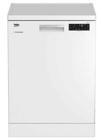 BEKO DFN 28330 W Szabadonálló mosogatógép